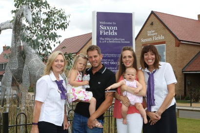 Image 1 - Taylor Wimpey Saxon Fields - Emma Hunter
